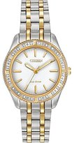 Citizen Women's EM0244-55A Dress Two-Tone Stainless Steel Watch