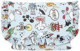 Fendi Space Jersey & Terrycloth Changing Pad