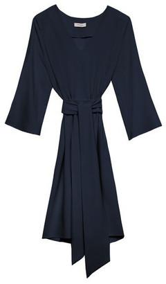 Marville Road - Midnight Blue Annette Dress - 34