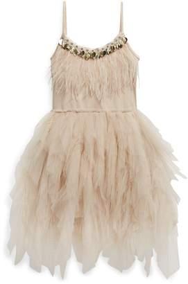Tutu Du Monde Swan Queen Feather Tutu Dress