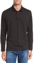 Tommy Bahama Men's 'Portside Player Spectator' Long Sleeve Jersey Polo