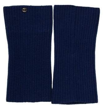 Chanel Wool & Cashmere Leg Warmers