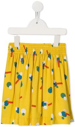 Stella Mccartney Kids Graphic Print Skirt