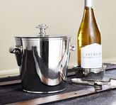 Pottery Barn Harrison Ice Bucket with Tongs