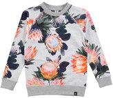 Molo Raewyn Floral-Print Sweatshirt
