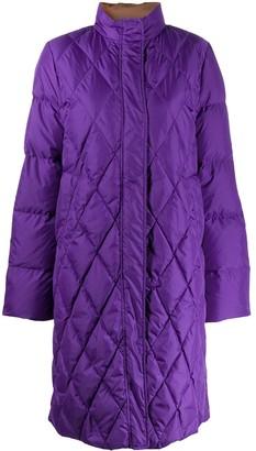 Aspesi Quilted Oversized Coat