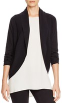 T Tahari Gloria Shawl Collar Cardigan