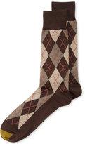 Gold Toe Men's Socks, Village Argyle Single Pack
