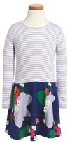 Tea Collection Toddler Girl's Scotland Garden Dress
