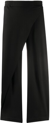 stagni 47 Cropped Layered Front Trousers