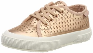 Superga Girls 2750-laseredsyntpearledj Gymnastics Shoes