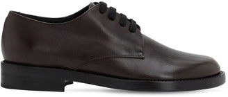 Ann Demeulemeester Leather Lace-up Derby Shoes