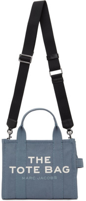 Marc Jacobs Blue The Mini Traveler Tote