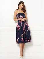 New York & Co. Eva Mendes Collection - Del Mar Strapless Dress - Petite