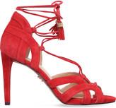 MICHAEL Michael Kors Mirabel cut-out suede sandals