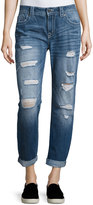 Miss Me Jetsetter Distressed Boyfriend Jeans, MK 467