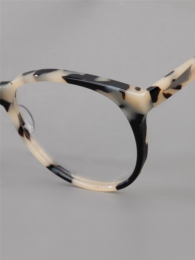 Prism London tortoise shell glasses