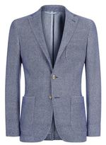 Malo Cashmere-wool Patch Pocket Blazer