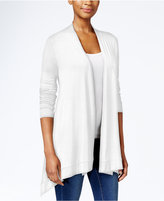 JM Collection Button-Back Cardigan, Only at Macy's