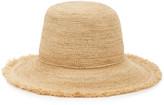 Avenue Angelina Straw Bucket Hat