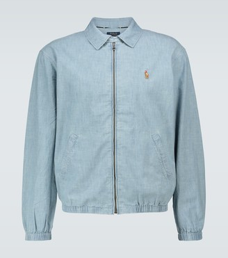 Polo Ralph Lauren Bayport chambray jacket