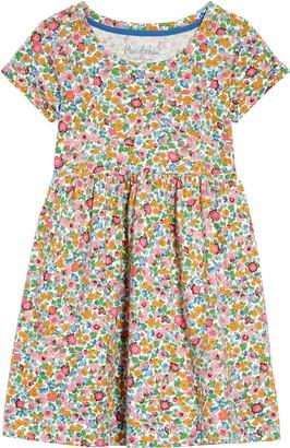 Boden Kids' Floral Jersey Dress