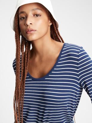 Gap Softspun Scoopneck T-Shirt