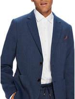 Scotch & Soda Two Button Blazer, Blue