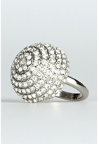 Rhinestone Dome RIng