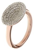 Links of London Diamond Essentials Concave Ring