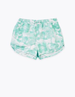 Marks and Spencer Tie Dye Swim Shorts (6-16 Yrs)