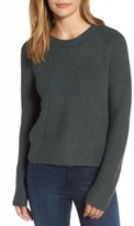 Velvet by Graham & Spencer Women's Engineered Stitch Sweater