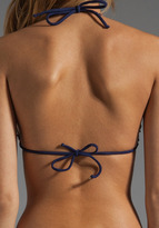 Vix Swimwear Mozambique Tri Ripple Bikini Top