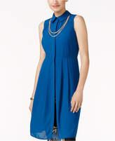 Thalia Sodi Cutout Necklace Tunic, Created for Macy's