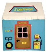 The Well Appointed House BARGAIN BASEMENT ITEM: Child's Motor Garage Playhouse-Available in Two Different Sizes