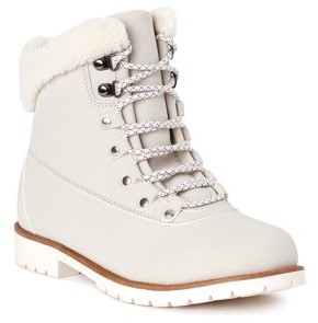 Time and Tru Women's Lug Bottom Winter Boots