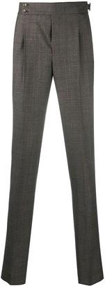 Pt01 Gentlemen Fit wool trousers