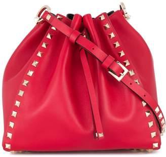 Valentino small Garavani Rockstud bucket bag