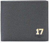 Givenchy number patch wallet - men - Leather - One Size