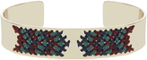 Accessorize Cross Stitch Bangle