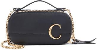 Chloé C Multi Leather Crossbody Bag