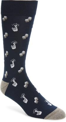 Nordstrom No Chance Cushion Foot Socks