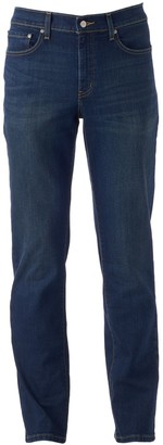 Big & Tall SONOMA Goods for Life Flexwear Straight-Fit Stretch Jeans