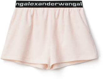 Alexander Wang Stretch Corduroy Shorts