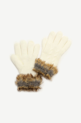 Ardene Cable Knit Insulated Gloves