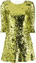 Liu Jo sequin mini dress