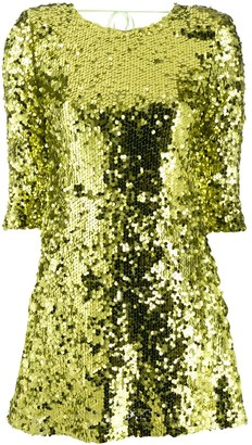 Liu Jo sequin mini dress