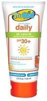 TruKid Sunny Days Daily SPF30 Sunscreen 3.5 oz