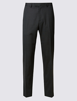 Limited Edition Charcoal Modern Slim Fit Trousers