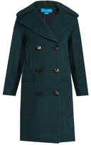 MiH Jeans Richards double-breasted wool coat